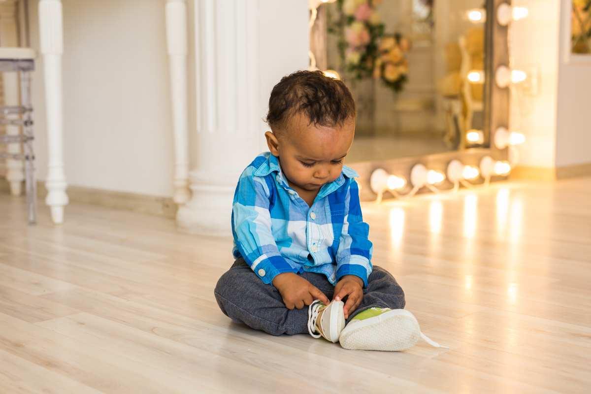 Tout ce qu'il faut savoir sur le choix d'une paire de chaussures pour bébé