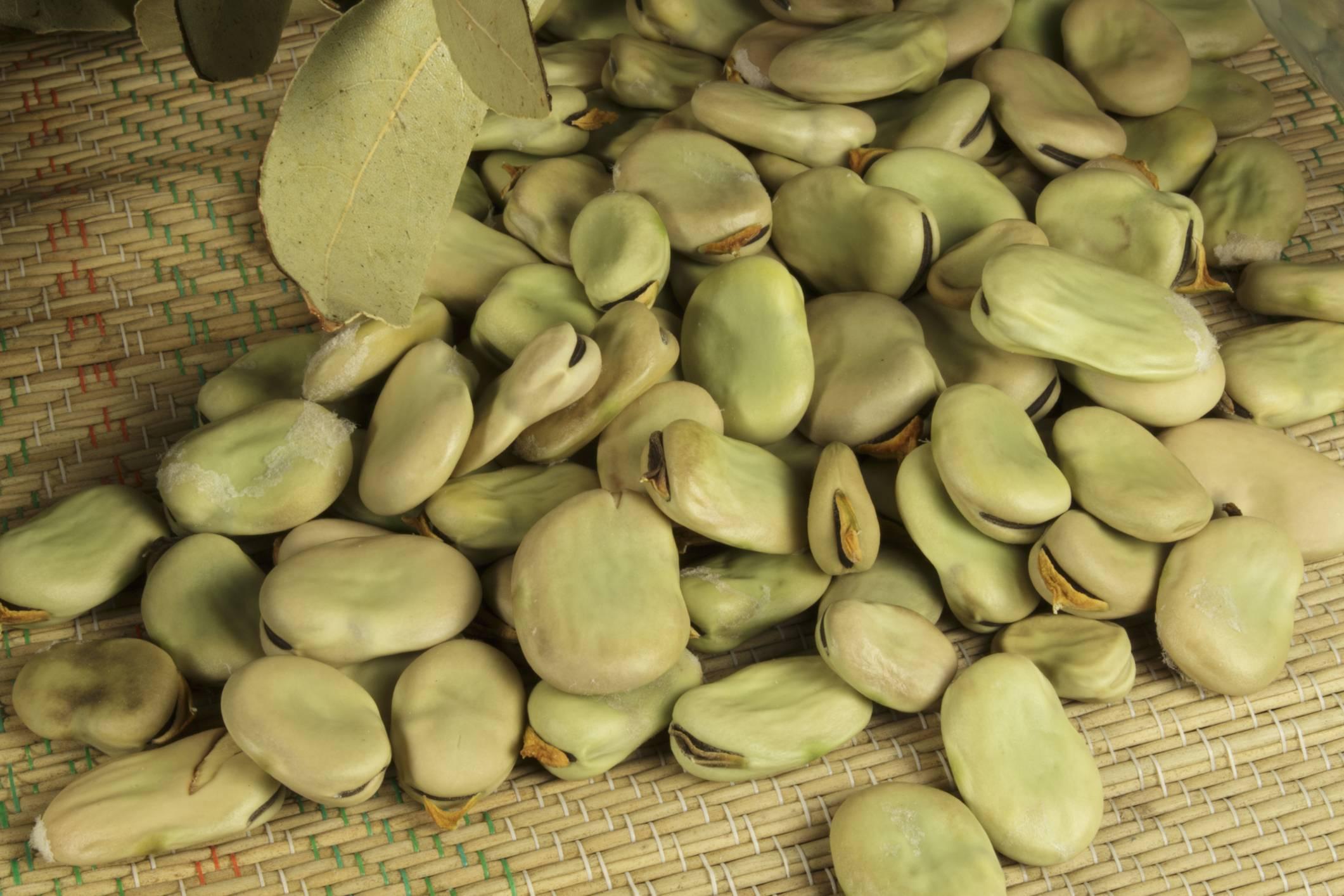Comment cuire les fèves