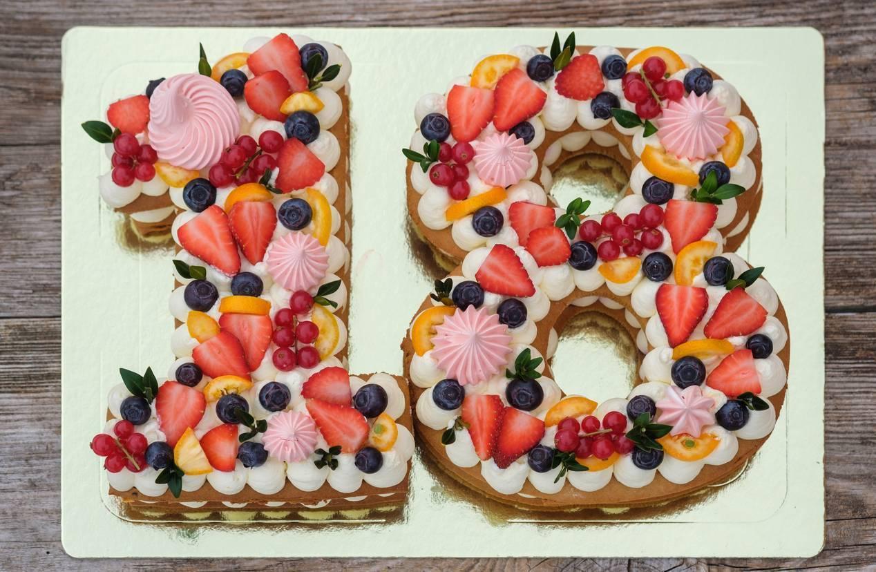 number cake paris