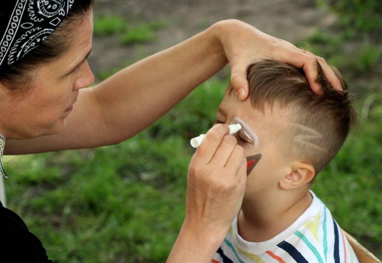 Quels maquillages choisir pour votre enfant?