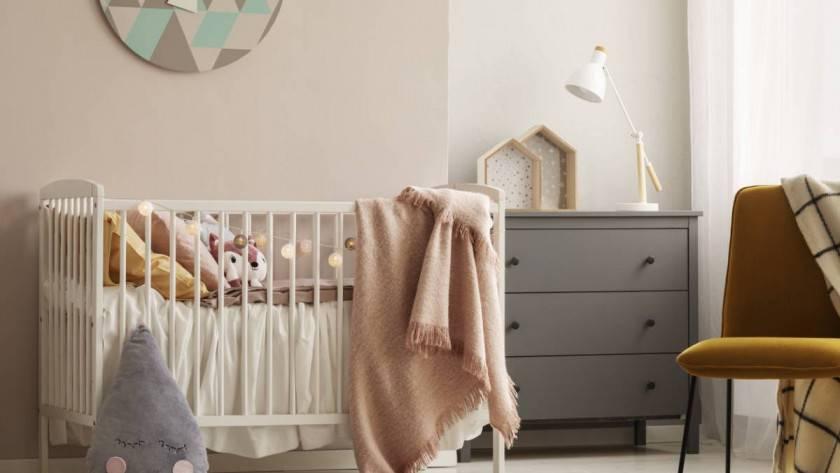 Arrivée de bébé : la décoration de la chambre