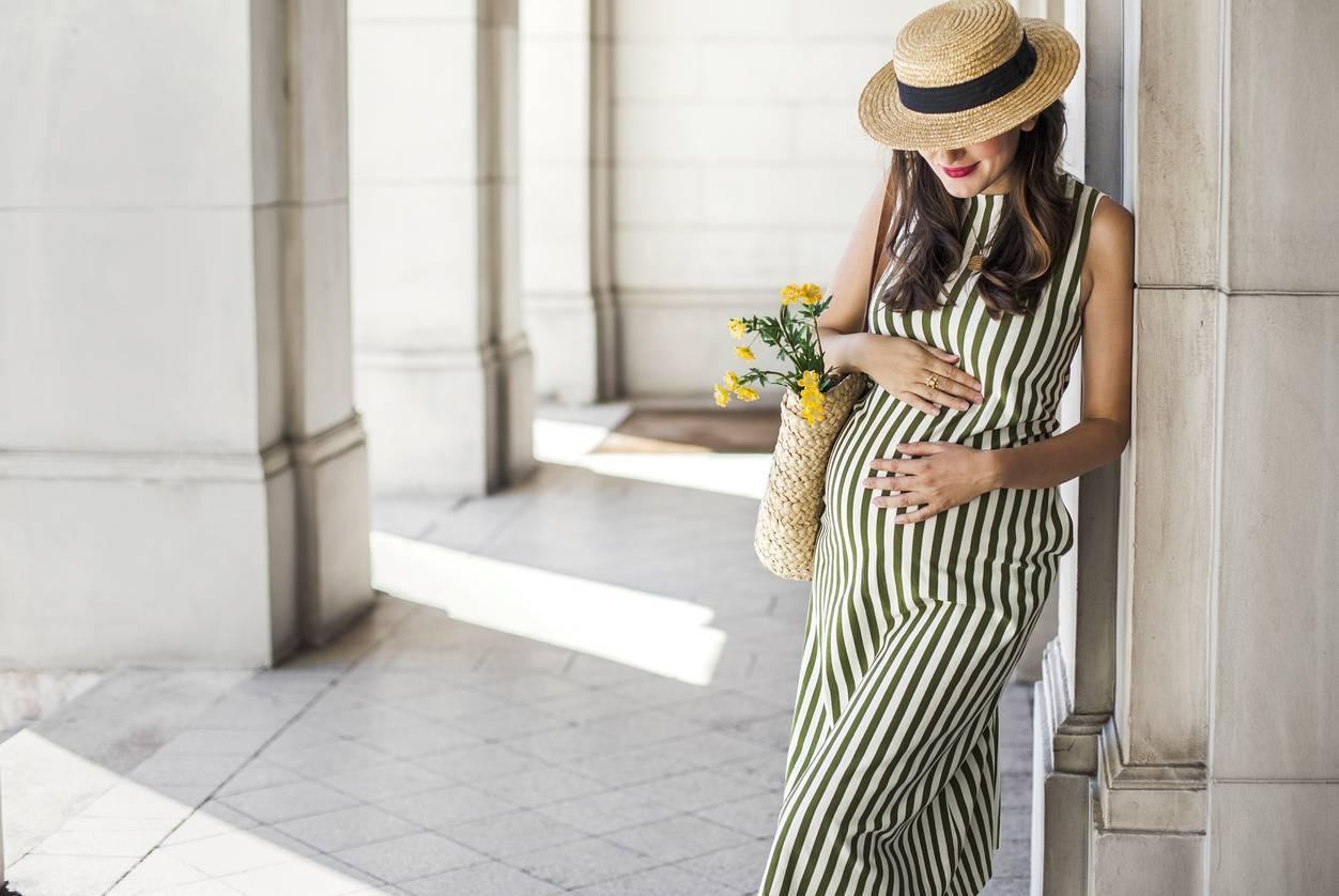 mode femme enceinte dressing vêtements grossesse