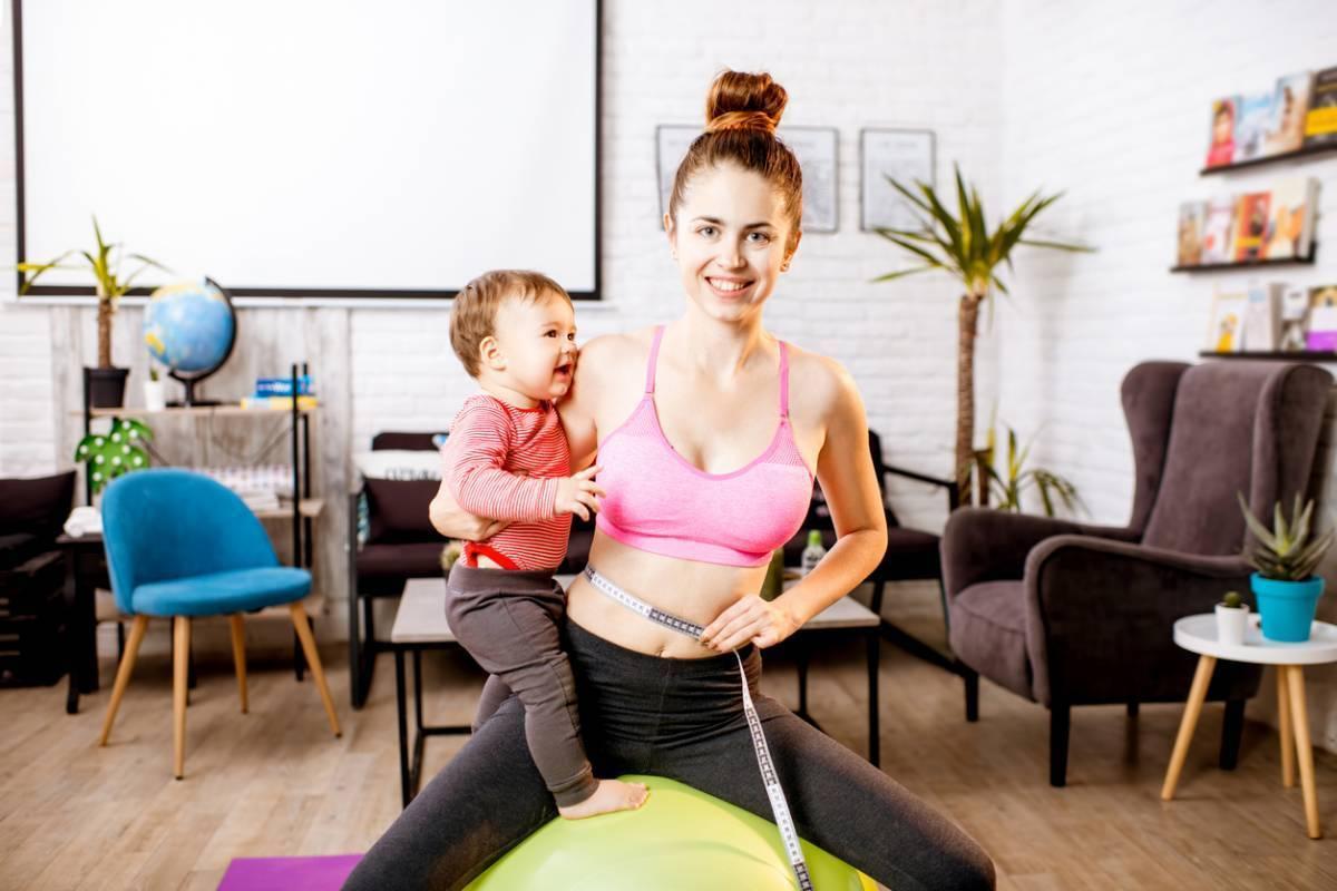 Petits kilos récalcitrants après grossesse : comment faire ?