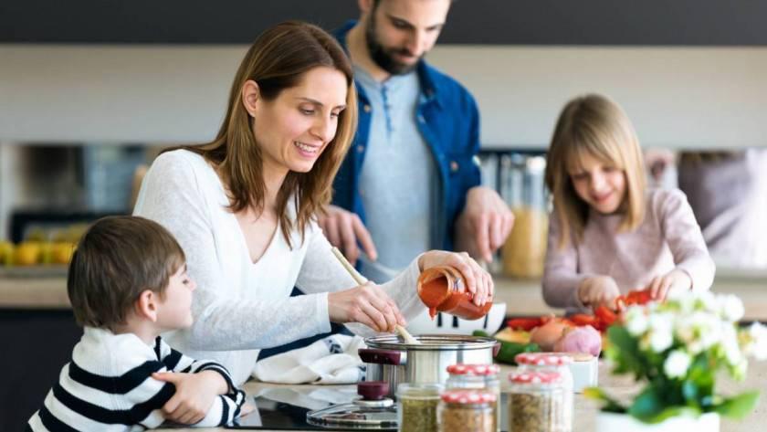 Les bienfaits de la cuisine en famille