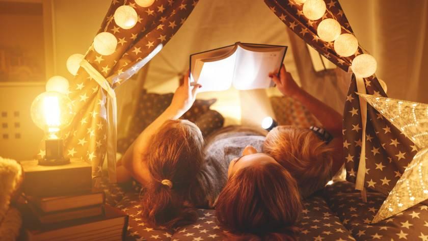Comment aider vos enfants à apprécier la lecture ?