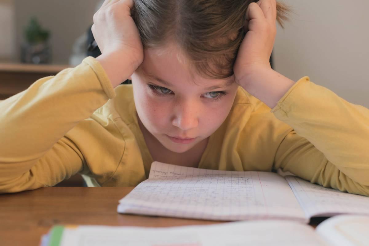 Quand l'enfant bloque sur la lecture