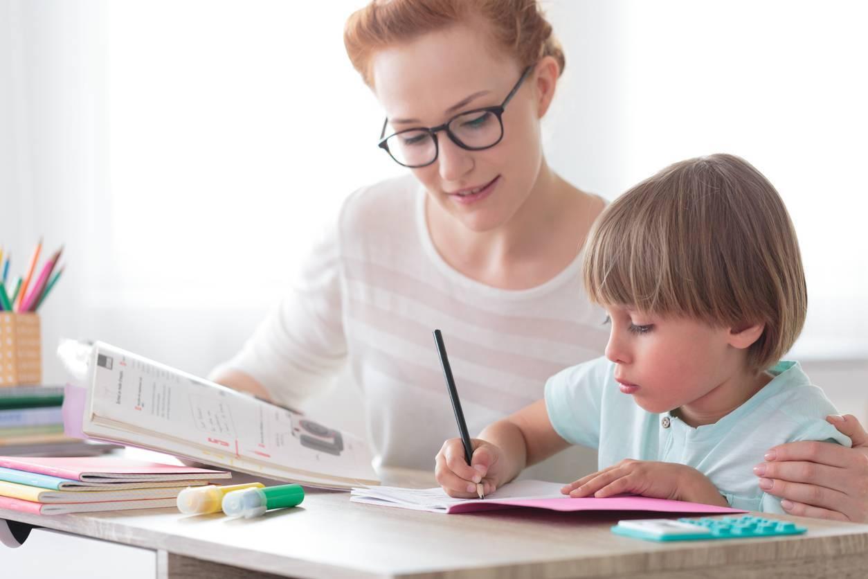 dyslexie, enfant problème lecture