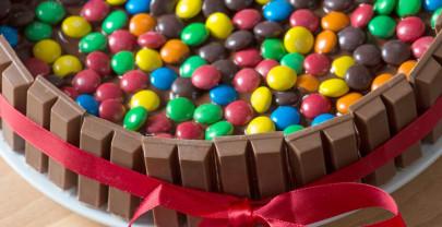 Fête des mères : Gâteaux de bonbons et autres sucreries