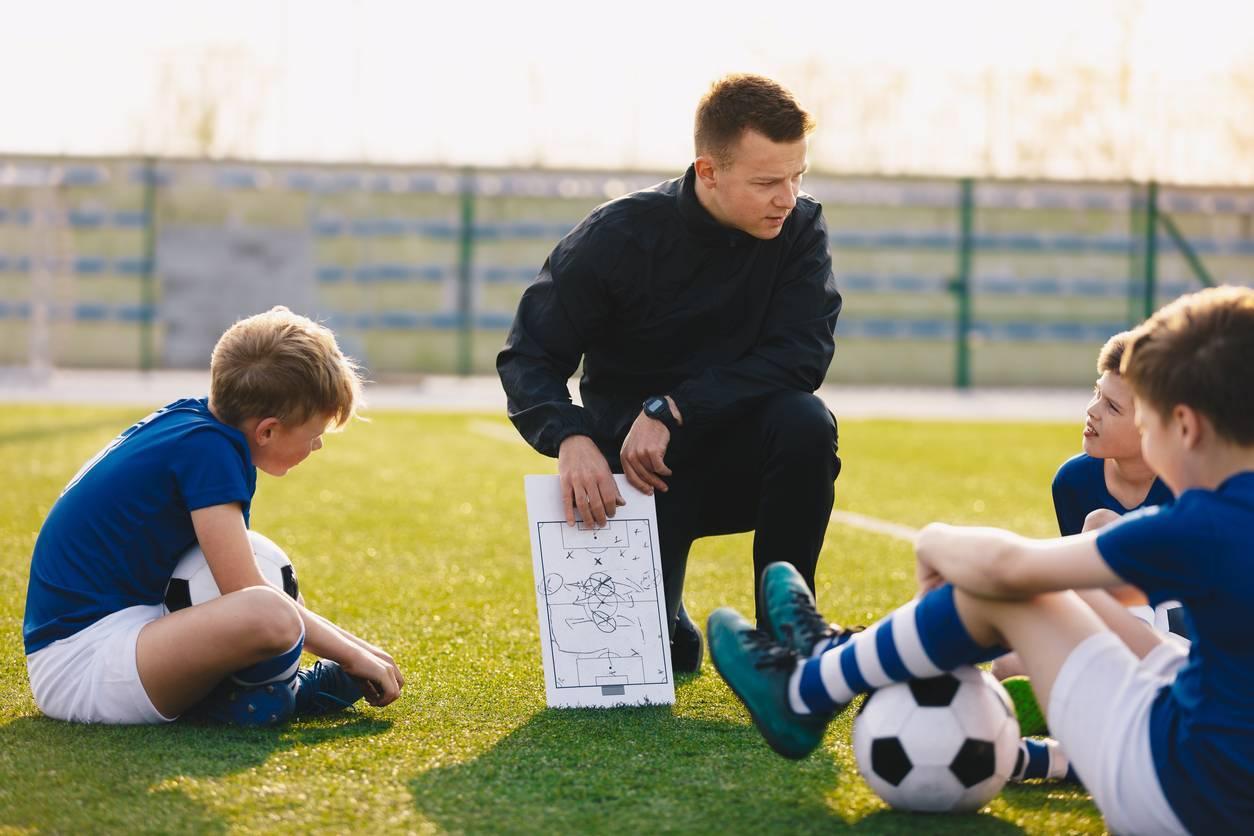 stage de football enfant