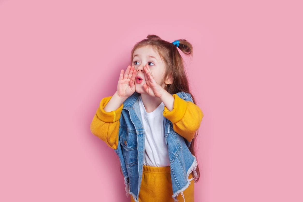 Communication gestuelle pour enfant