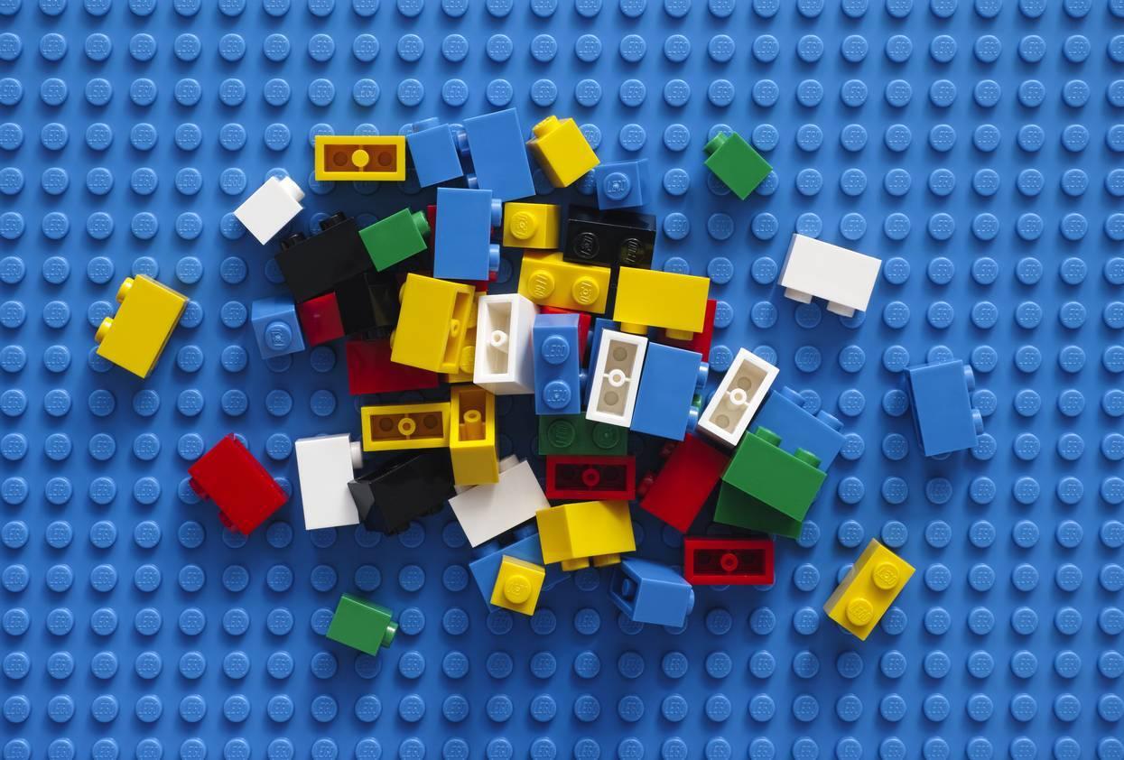 Briques de construction LEGO