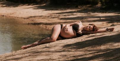 4 façons originales de faire des photos de grossesse