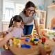 4 jeux Montessori pour un enfant de 3 ans