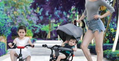 Tricycle évolutif pour votre enfant: quel avantage?