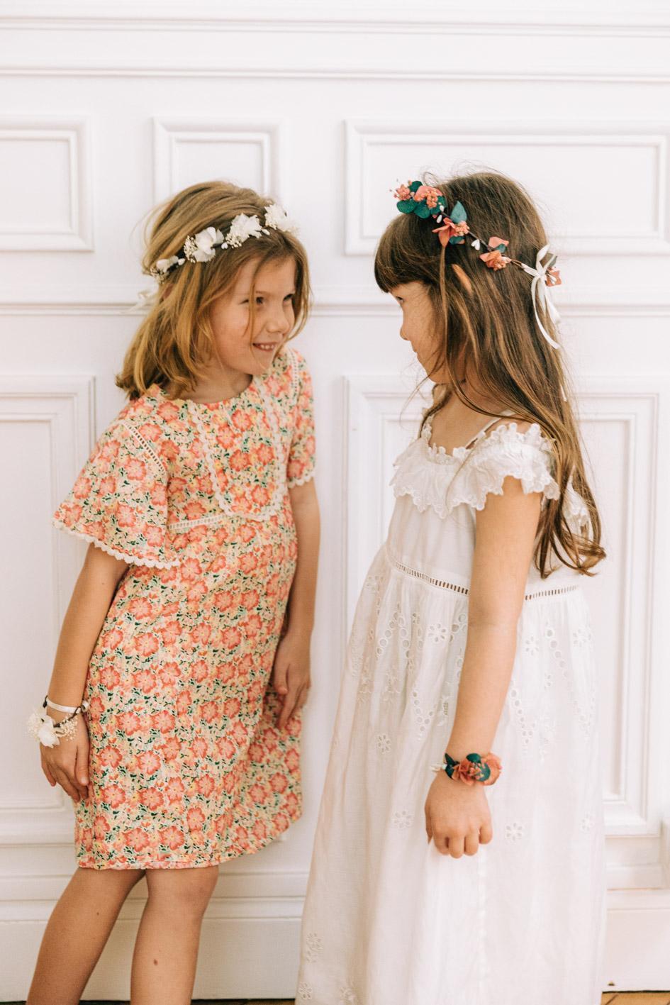 Quelles tenues de cérémonie pour enfant cet été ?